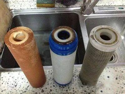 关注食品用水安全,山东富宏食品机械商场采购滤中滤开水器