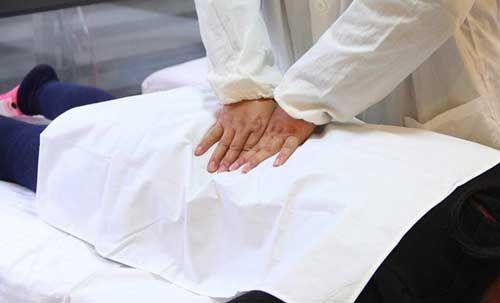 武汉正骨推拿医院里的滤中滤开水器